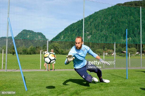 Ivan Vargic of SS Lazio during the SS Lazio Training Camp on July 31 2017 in Walchsee Austria