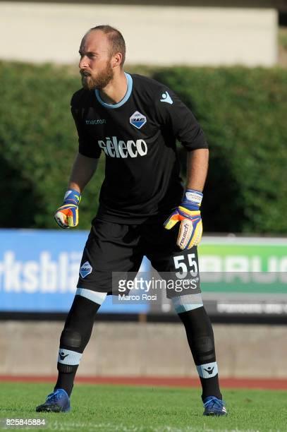Ivan Vargic of SS Lazio in action during the preseason friendly match between SS Lazio and Kufstein on August 1 2017 in Salzburg Austria