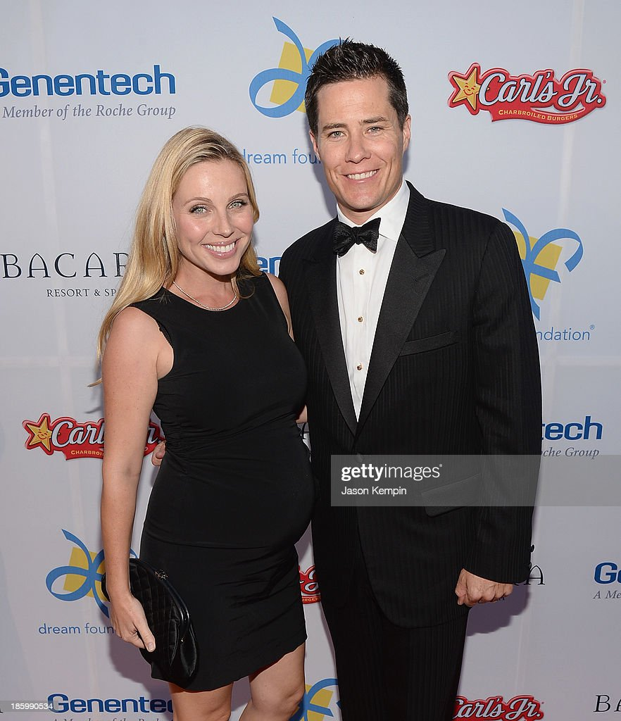 Ivana Bozilovic and Andrew Firestone attend the 12th Annual Celebration Of Dreams Gala at Bacara Resort And Spa on October 26, 2013 in Santa Barbara, California.
