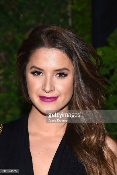 Ivana De Maria attends the Official Raze Launch Party at Smogshoppe on June 26 2017 in Los Angeles California