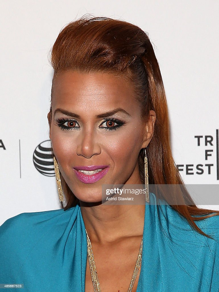 Ivana Fred attends the 'Mala Mala' Premiere during the 2014 Tribeca Film Festival at Chelsea Bow Tie Cinemas on April 19 2014 in New York City