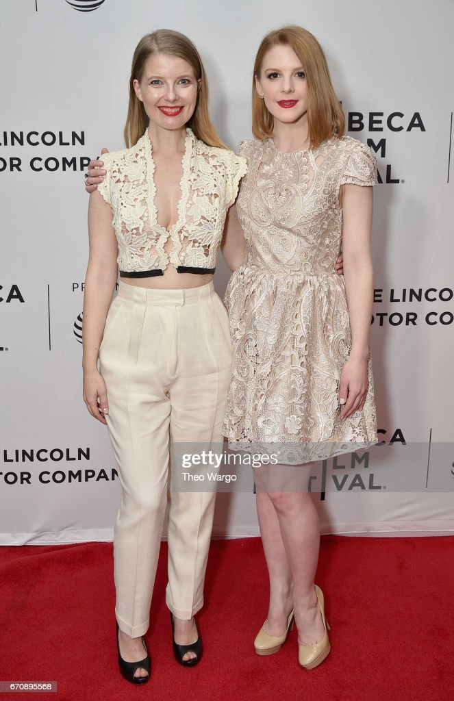Ivana Shein and Ashley Bell attend the 'Psychopaths' Premiere during 2017 Tribeca Film Festival at Cinepolis Chelsea on April 20, 2017 in New York City.