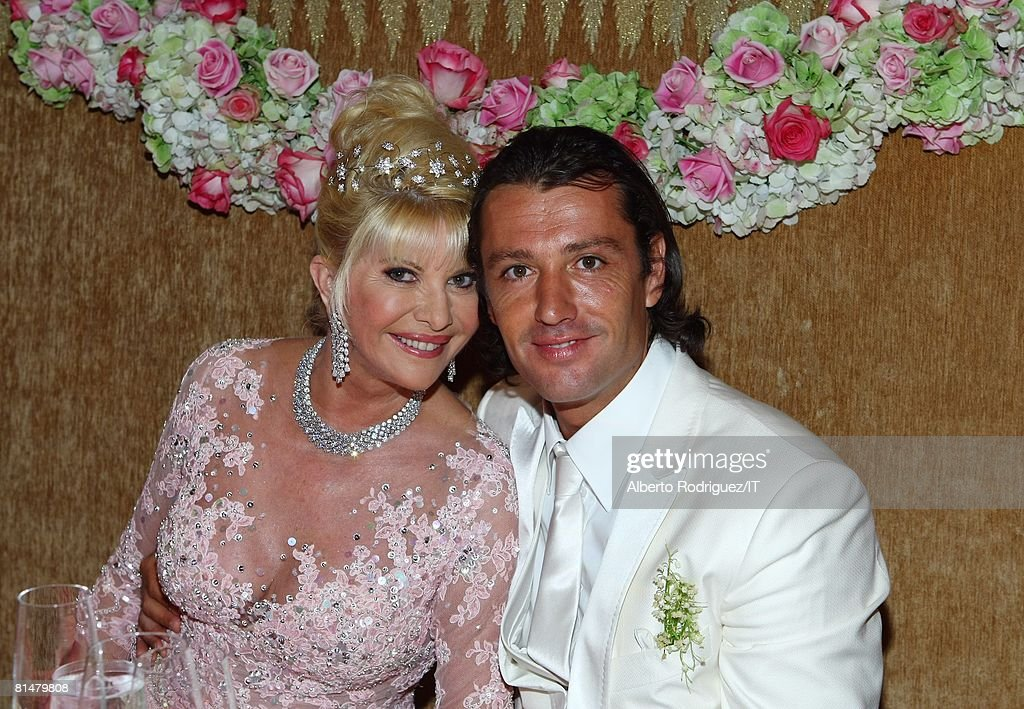 Ivana Trump Wedding 2008