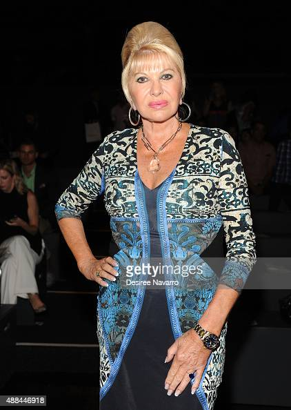 fashion york week ivana trump dennis basso