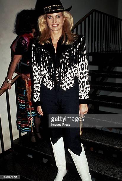 Ivana Trump circa 1989 in New York City