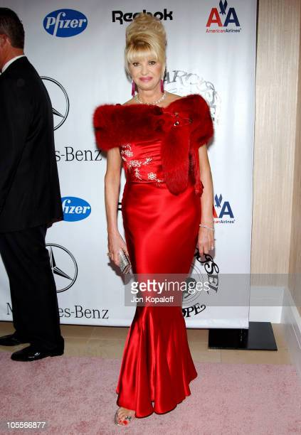 Ivana Trump during 16th Carousel of Hope Presented by MercedesBenz to Benefit the Barbara Davis Center for Childhood Diabetes Arrivals at The Beverly...