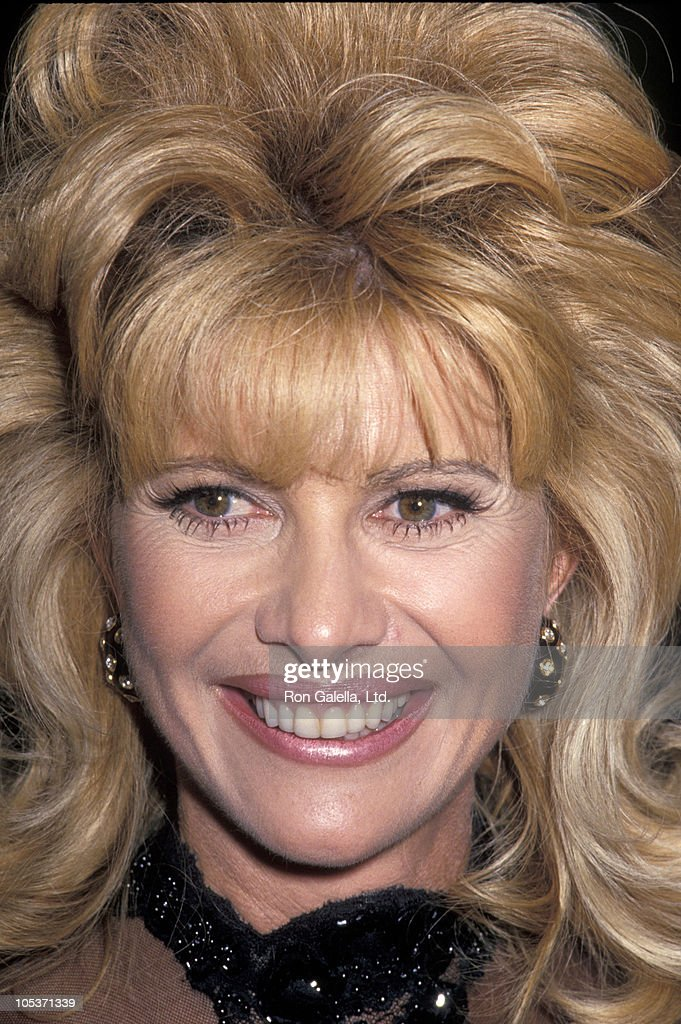 Ivana Trump during Party For Ivana Trump 's Book 'Free To Love' at Le ...