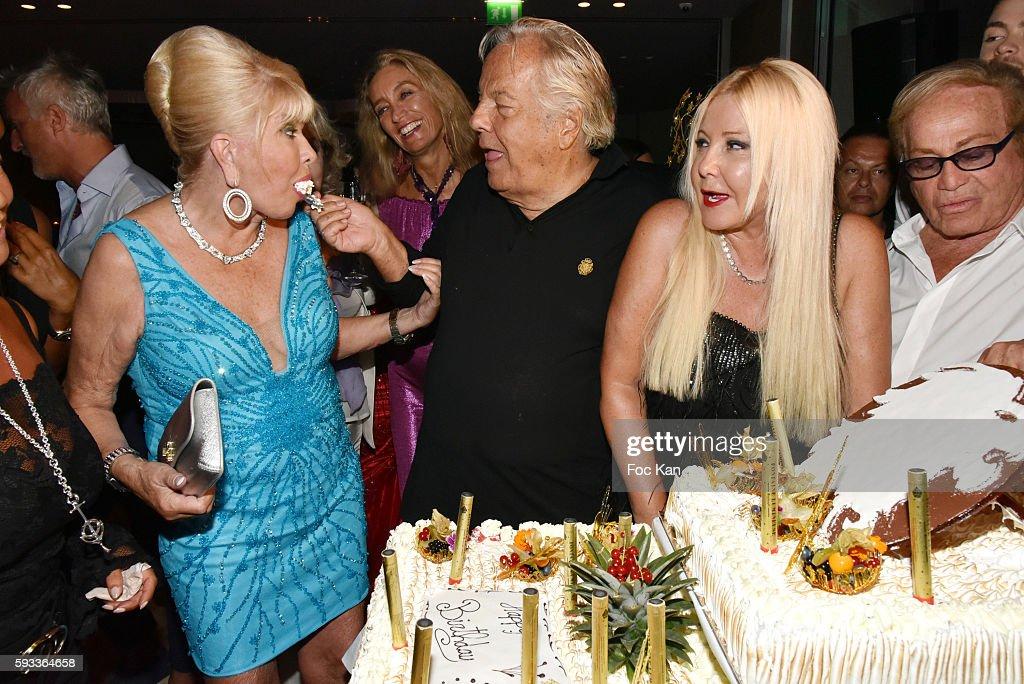 Massimo Gargia Birthday Party 2016 at Hotel de Paris In Saint-Tropez