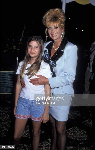 Ivanka Trump and Ivana Trump