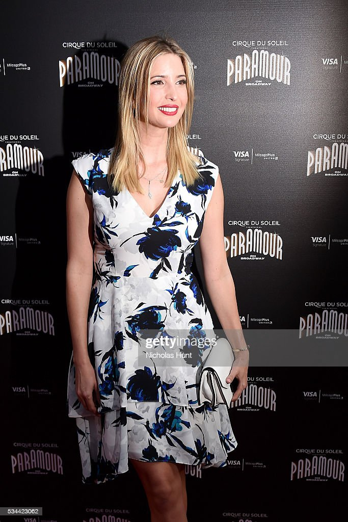 "Cirque Du Soleil's ""Paramour"" Broadway Opening Night"