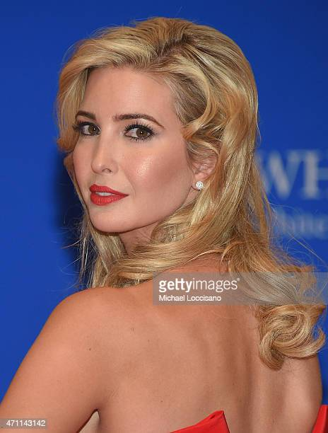 Ivanka Trump attends the 101st Annual White House Correspondents' Association Dinner at the Washington Hilton on April 25 2015 in Washington DC
