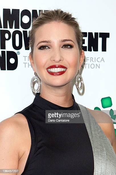 Ivanka Trump attends the 2012 Good Awards at the Empire Hotel Rooftop on January 5 2012 in New York City