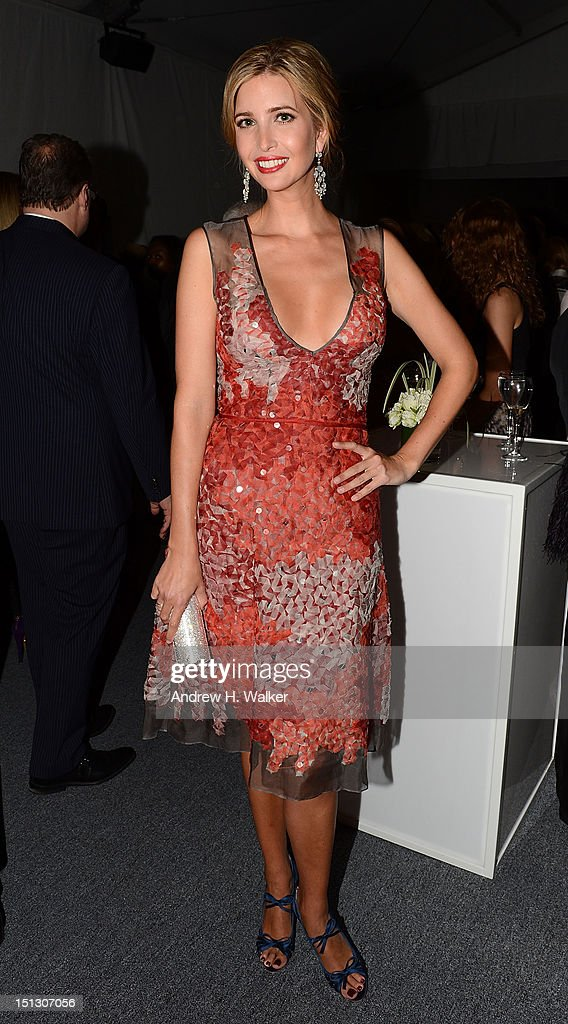 Ivanka Trump attends the 9th annual Style Awards during Mercedes-Benz Fashion Week at The Stage Lincoln Center on September 5, 2012 in New York City.