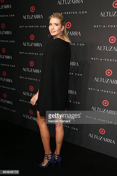 Ivanka Trump attends the Altuzarra for Target launch event at Skylight Clarkson Sq on September 4 2014 in New York City