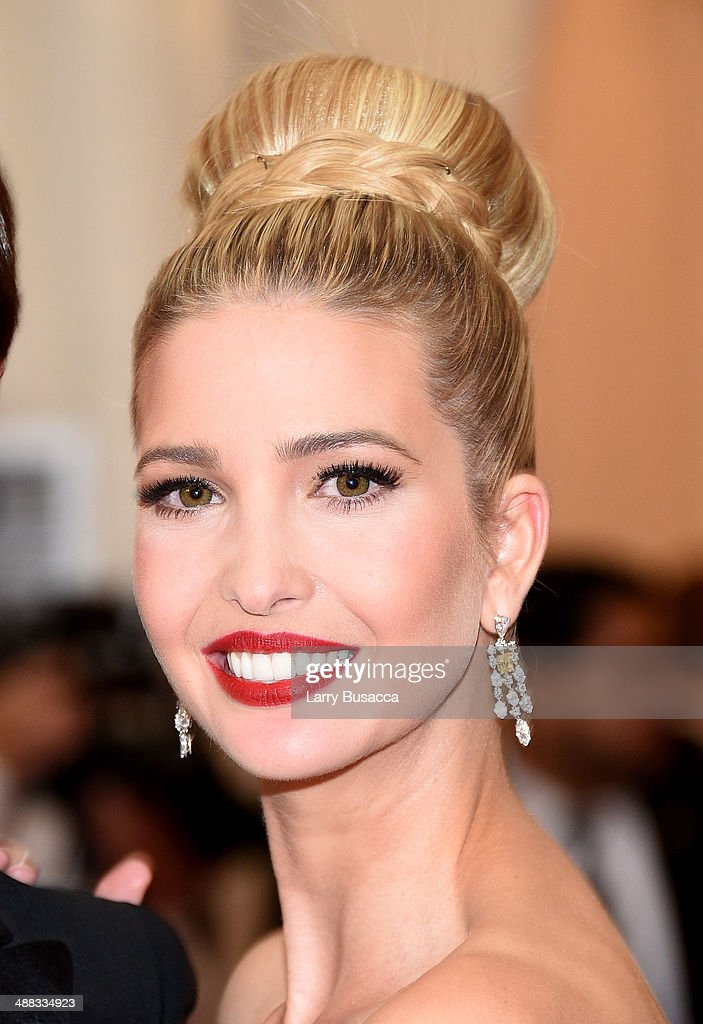 <a gi-track='captionPersonalityLinkClicked' href=/galleries/search?phrase=Ivanka+Trump&family=editorial&specificpeople=159375 ng-click='$event.stopPropagation()'>Ivanka Trump</a> attends the 'Charles James: Beyond Fashion' Costume Institute Gala at the Metropolitan Museum of Art on May 5, 2014 in New York City.