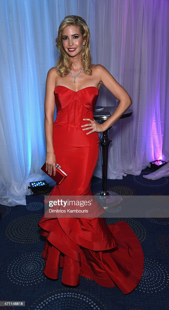 Ivanka Trump attends the Yahoo News/ABC News White House Correspondents' dinner reception pre-party at the Washington Hilton on Saturday, April 25, 2015 in Washington, DC.