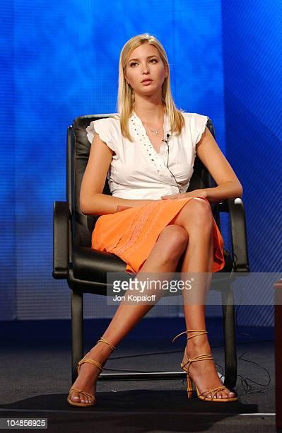 Ivanka Trump costar of the HBO Documentary 'Born Rich'