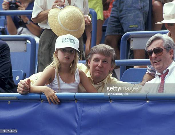 Ivanka Trump Donald Trump and guest