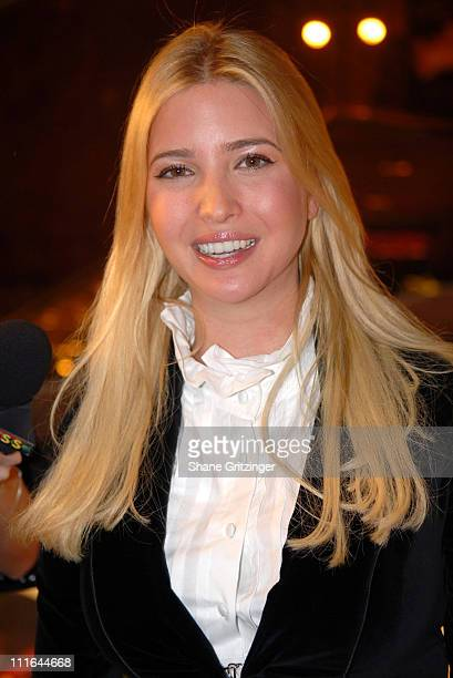 Ivanka Trump during Largest Replica of Leonardo Da Vinci's 'The Last Supper' To Set Guinness World Record to Celebrate The DVD Debut of 'The Da Vinci...