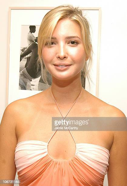 Ivanka Trump during The Week Presents the Grand Classics Screening of 'Dr Strangelove' Hosted by Kevin Kline and Sponsored by Stoli and Marika at The...