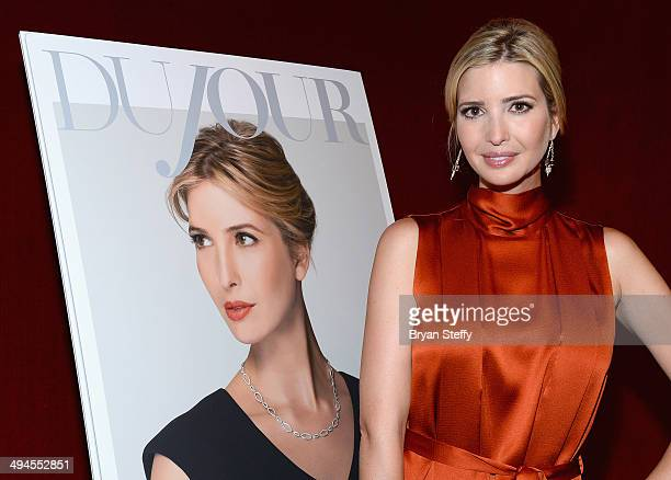 Ivanka Trump Fine Jewelry Founder Ivanka Trump arrives at 'An Evening of Glamour' at the Couture Jewelry Show party presented by GILT at the Tryst...