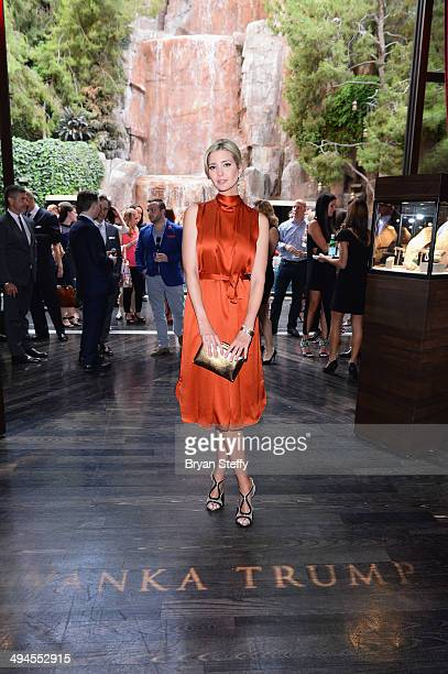 Ivanka Trump Fine Jewelry Founder Ivanka Trump attends 'An Evening of Glamour' at the Couture Jewelry Show party presented by GILT at the Tryst...