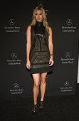 Ivanka Trump is seen around Lincoln Center Day 8 MercedesBenz Fashion Week Spring 2015 at Lincoln Center for the Performing Arts on September 11 2014...