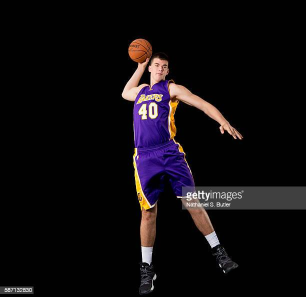 Ivica Zubac Stock Photos And Pictures