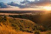 Ivinghoe Beacon, Steps Hill