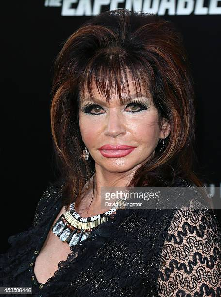 Jackie Stallone inflates collagen injection rumours as she ...  |Jackie Stallone