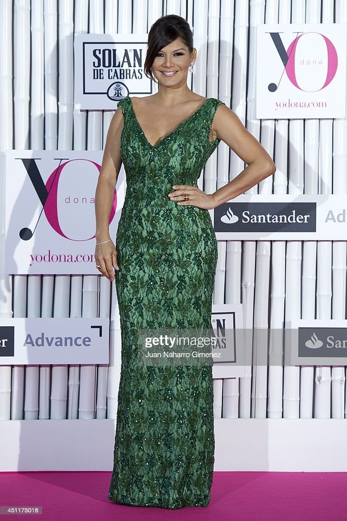 <a gi-track='captionPersonalityLinkClicked' href=/galleries/search?phrase=Ivonne+Reyes&family=editorial&specificpeople=3410292 ng-click='$event.stopPropagation()'>Ivonne Reyes</a> attends 'IX International Yo Dona Awards' at Zarzuela Hippodrome on June 24, 2014 in Madrid, Spain.