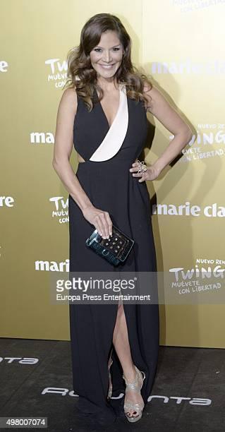 Ivonne Reyes attends Marie Claire Prix de la Moda Awards 2015 at Callao cinema on November 19 2015 in Madrid Spain
