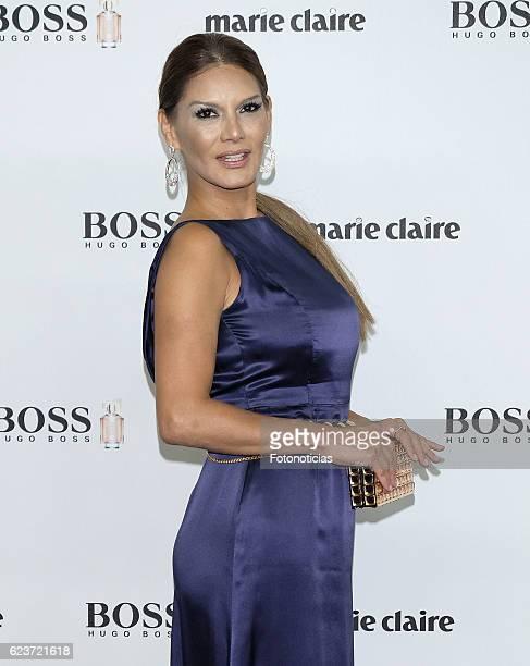 Ivonne Reyes attends the 'Marie Claire Prix De La Moda' awards at Florida Retiro on November 16 2016 in Madrid Spain