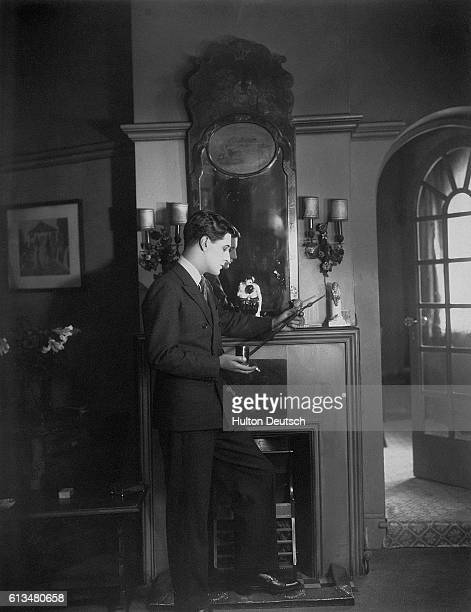 Ivor Novello the Welsh composer song writer and dramatist