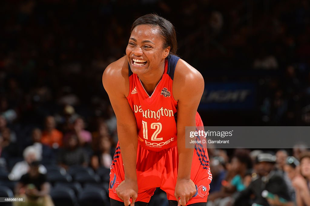 Washington Mystics v New York Liberty - Game One