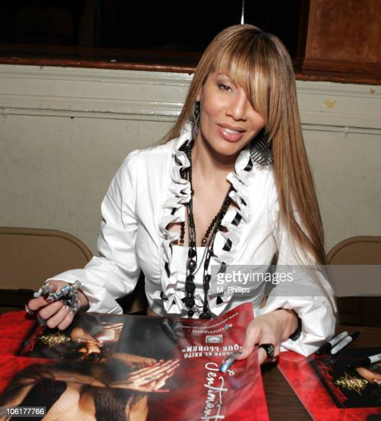 Ivy Queen during Ivy Queen Speaks at John C Fremont High School April 5 2007 at John C Fremont High School in Los Angeles California United States