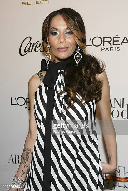 Ivy Queen during People En Espanol Stars of the Year at Karu Y in Miami Florida United States