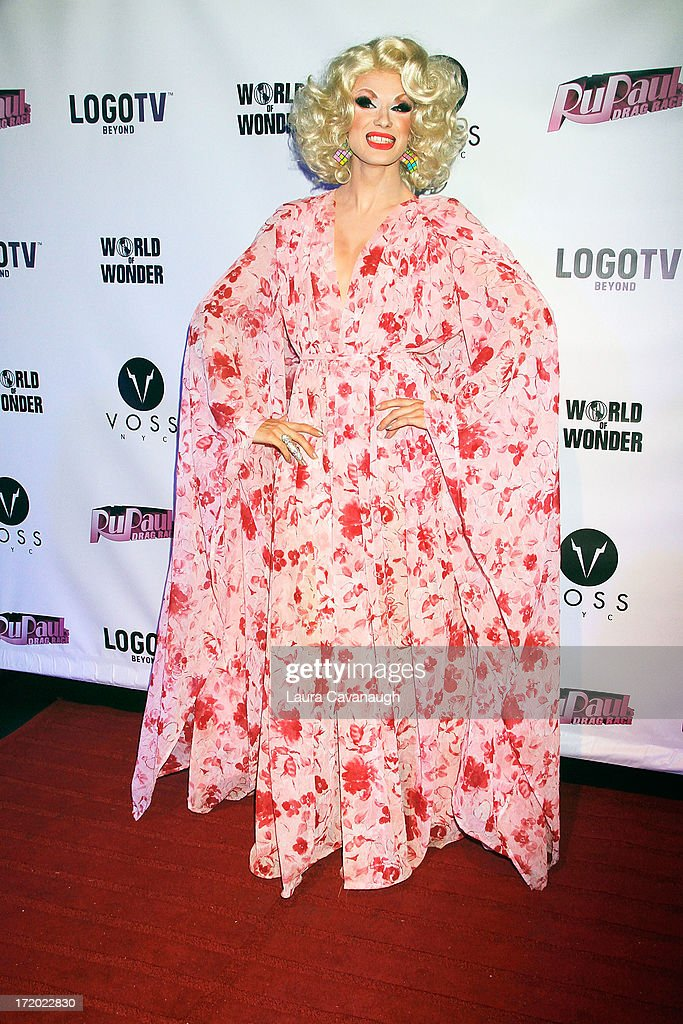 Ivy Winters attends Logo TV's Official Pride NYC 2013 Event at Highline Ballroom on June 30, 2013 in New York City.