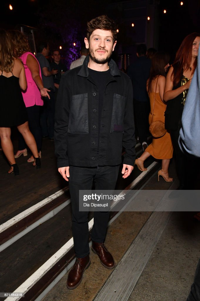 Iwan Rheon at Entertainment Weekly's annual Comic-Con party in celebration of Comic-Con 2017 at Float at Hard Rock Hotel San Diego on July 22, 2017 in San Diego, California.