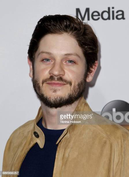 Iwan Rheon attends the 2017 ABC/Disney Media Distribution International Upfronts at Walt Disney Studio Lot on May 21 2017 in Burbank California