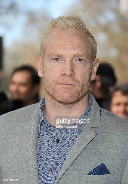 Iwan Thomas attends the TRIC Awards on March 10 2015 in London England