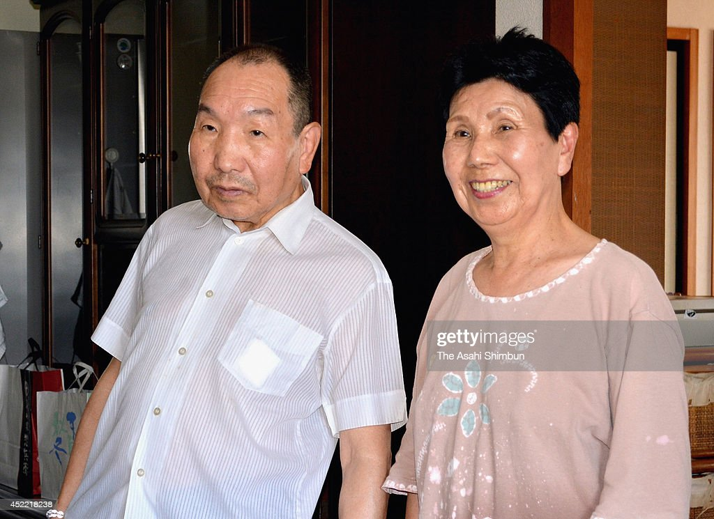 <a gi-track='captionPersonalityLinkClicked' href=/galleries/search?phrase=Iwao+Hakamada&family=editorial&specificpeople=11093713 ng-click='$event.stopPropagation()'>Iwao Hakamada</a>, 78, and his sister Hideko are seen on July 15, 2014 in Hamamatsu, Shizuoka, Japan. The monotonous walking dominates former death-row inmate Hakamada's daily routine from 5 a.m., when he wakes up, to around 8 p.m, when he goes to sleep. According to Hideko, her brother continues to suffer from delusions and other signs of mental illness he developed during those long years behind bars not knowing if he would be executed on any given day. Hideko said Hakamada told her that his routine of wandering around the house was a habit he used in prison 'for exercise.' 'I want people to see from Iwao what happens to a human being when he is imprisoned for 48 years,' said Hideko.
