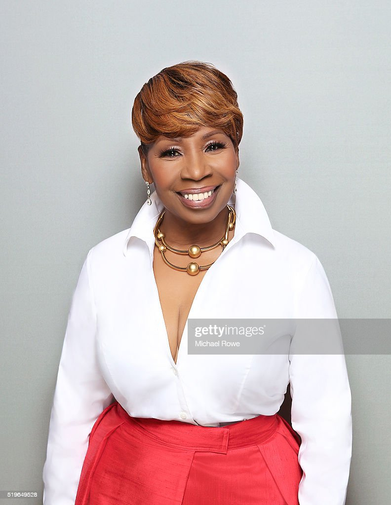 Iyanla vanzant is photographed at the 2016 black women in hollywood