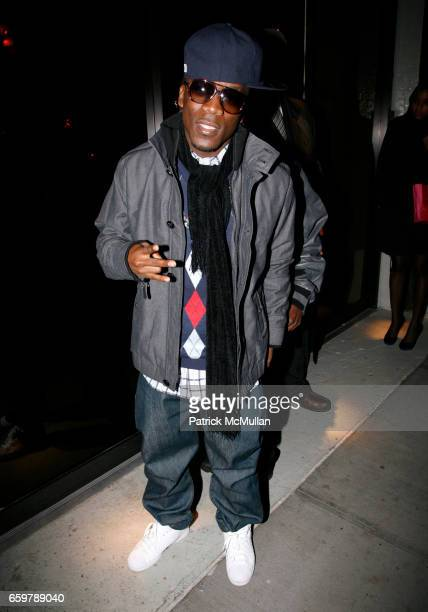 Iyaz attends ANTILIA Carnival 2009 at Tribeca Penthouse on November 5 2009 in New York