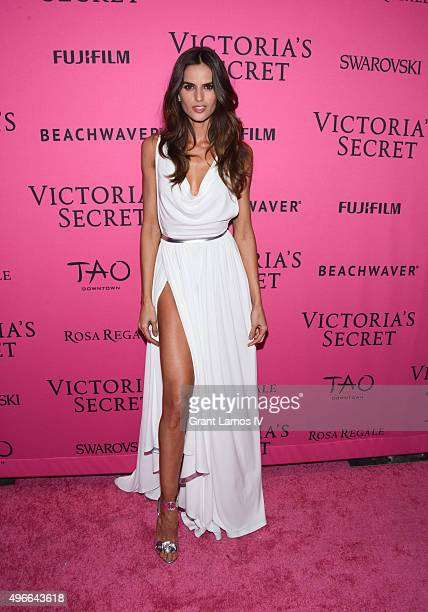 Izabel Goulart attends the 2015 Victoria's Secret Fashion After Party at TAO Downtown on November 10 2015 in New York City