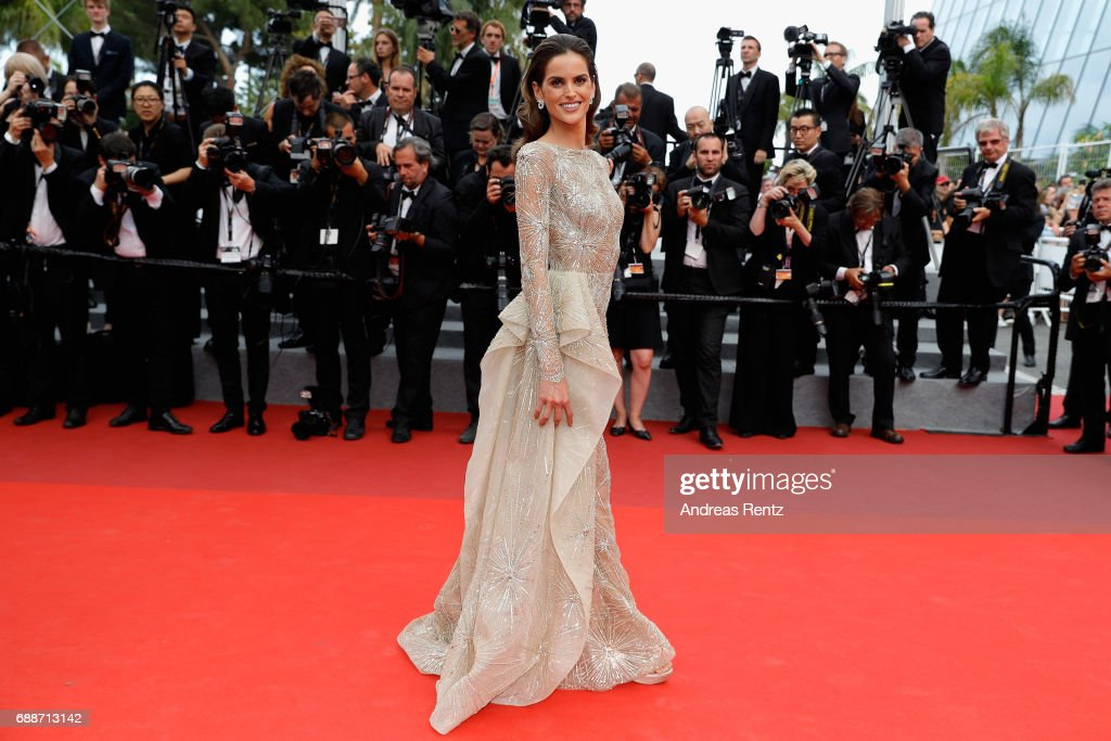 """""""Amant Double """" Red Carpet Arrivals - The 70th Annual Cannes Film Festival"""