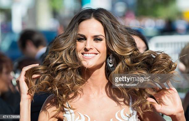 Izabel Goulart attends the 'Youth' Premiere during the 68th annual Cannes Film Festival on May 20 2015 in Cannes France