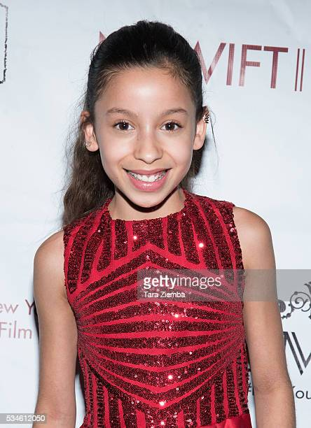 Izabella Alvarez attends the screening of 'Little Miss Perfect' at TCL Chinese Theatre on May 26 2016 in Hollywood California