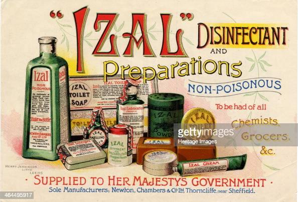 izal disinfectant