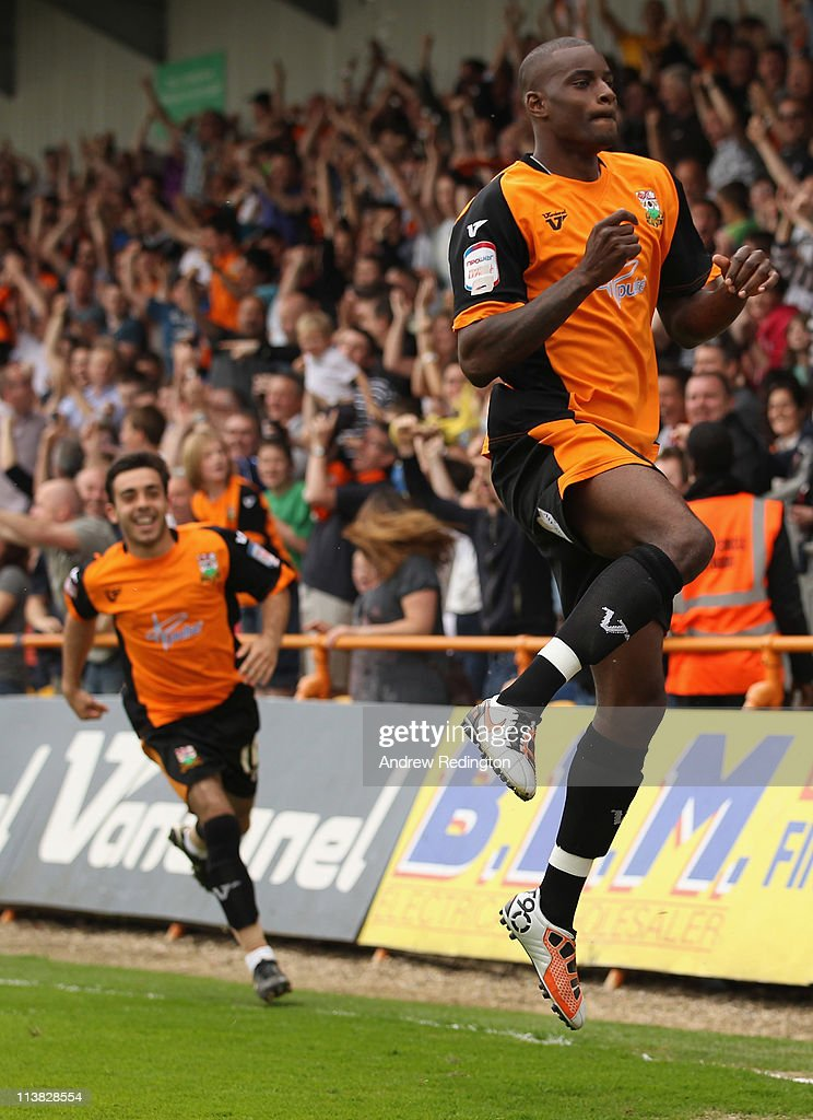 Barnet v Port Vale - npower League Two